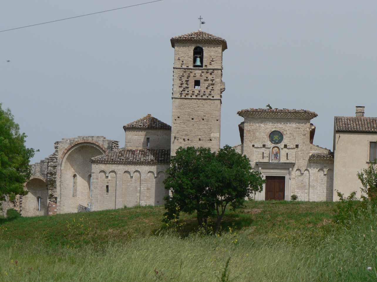 Santa Maria Del Bagno Pesche.Santa Maria In Casalpiano Comune Di Morrone Del Sannio